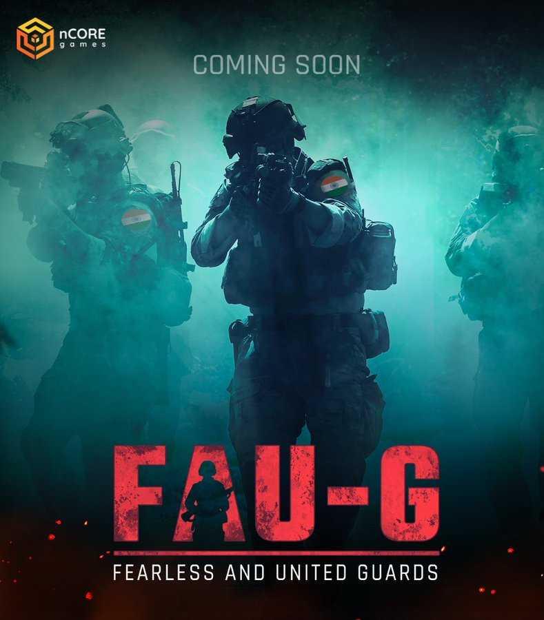 FAUG Game Pre - Register Launch Date