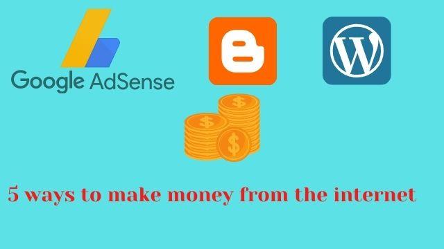 Google se paise kaise kamaye _ internet से पैसे कमाने के 5 तरीके (1)