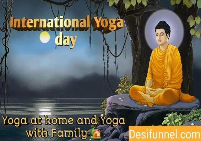 International Yoga Day 21 june 2021 theme in hindi, Yoga Day thems & Days in hindi