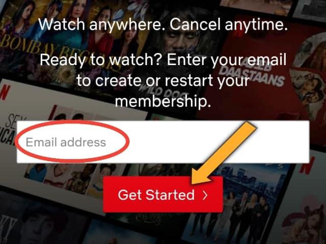 Netflix kya hai ? नेटफ्लिक्स पर अकाउंट कैसे बनाए ?